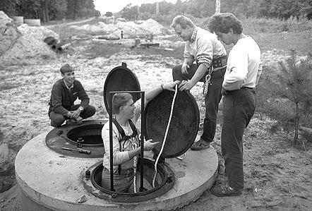 Ausbildung bei den Berliner Wasserbetrieben – Eine kleine Geschichte – Teil 3