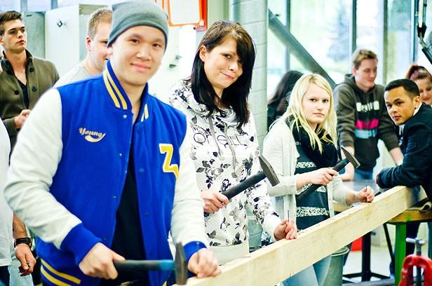 Schnipseljagd durch Berlin – ein Teamtag von Azubis für Azubis