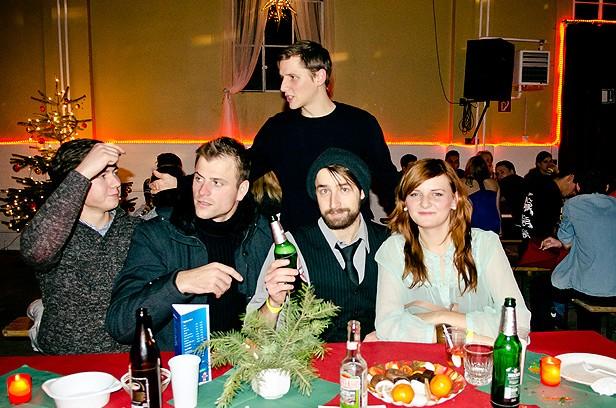 Plaudern mit dem Techniker und Tanzen mit dem Koch: Ein kurzer Bericht von der Azubi-Weihnachtsfeier