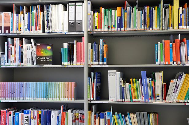 Handbibliothek