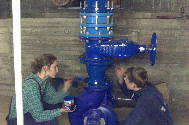 Vom Fahrrad zur Pumpentechnik