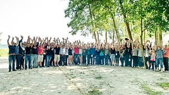 Blossin Gruppenfoto 2013