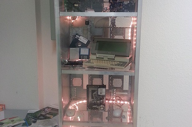 Was tun mit alten ausgesonderten Rechnern?