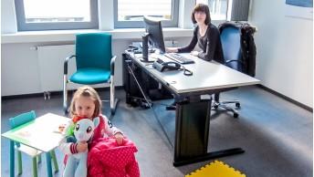 Eltern-Kind-Büro