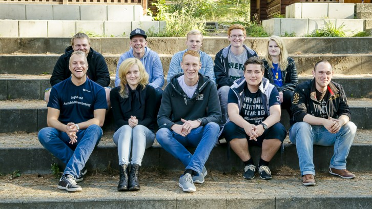 Die Jugend- und Auszubildendenvertretung