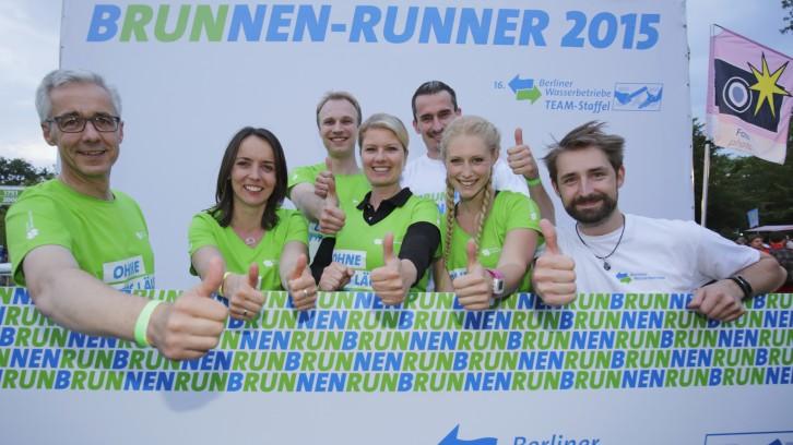 Die Brunnen-Runner – Wir laufen, um zu spenden