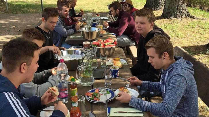 Kulinarische Leckerbissen aus dem Ernährungsseminar