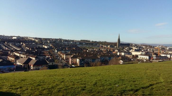 Tschüss Berlin, Hello Derry! — Mein Auslandspraktikum