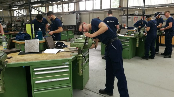 Die Ausbildung zum Anlagenmechaniker