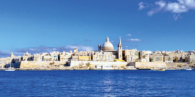 Unsere Zeit auf Malta